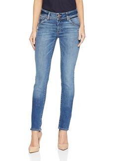 Hudson Jeans Women's Collin Midrise Skinny Flap Pocket
