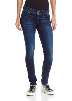 HUDSON Jeans Women's Collin Midrise Skinny Flap Pocket Jean  24