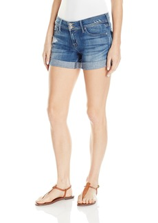Hudson Jeans Women's Croxley Mid Thigh Jean Short