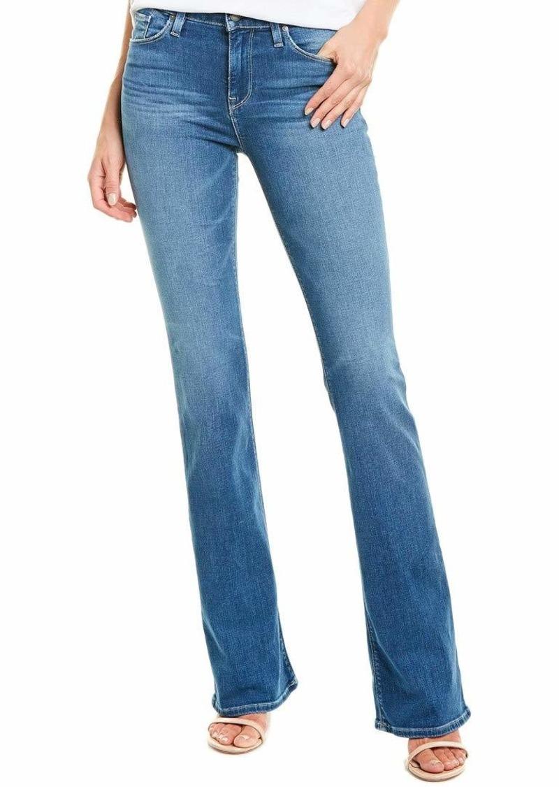 HUDSON Jeans Women's Drew Mid Rise Bootcut Jean AYON