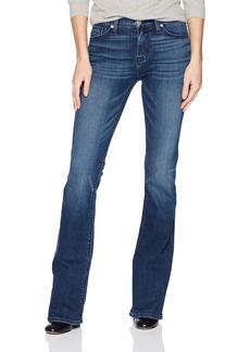 Hudson Jeans Women's Drew Midrise Bootcut 5 Pocket Jean UNFAMED