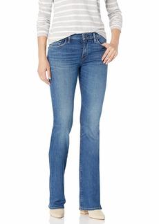 HUDSON Jeans Women's Drew Mid Rise Bootcut Jean