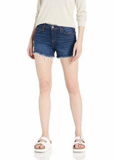 Hudson Jeans Women's Gemma Midrise Cut Off 5 Pocket Jean Short