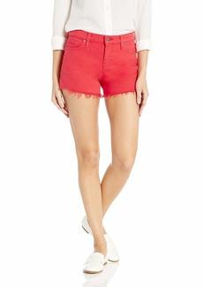 Hudson Jeans Women's Gemma Midrise Cut Off Jean Short