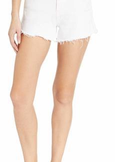 Hudson Jeans Women's Gemma Midrise Cut Off Short