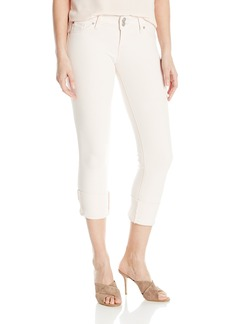 Hudson Jeans Women's Ginny Crop Straight with Cuff