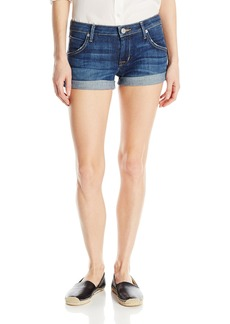 Hudson Jeans Women's Hampton Cuffed Flap Pocket Short  32