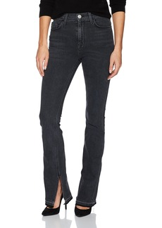 Hudson Jeans Women's Heartbreaker High Rise Bootcut 5 Pocket CRY Later