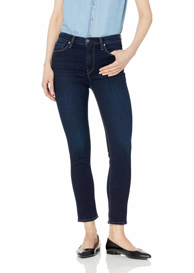 HUDSON Jeans Women's Holly High Rise Skinny Cropped Jean