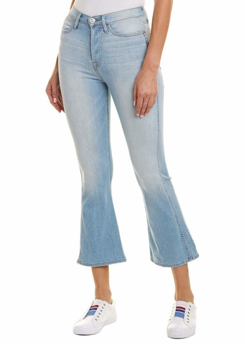 HUDSON Jeans Women's Holly High Rise Cropped Flare Jean