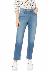 HUDSON Jeans Women's JESSI Relaxed Cropped Boyfriend 5 Pocket Jean