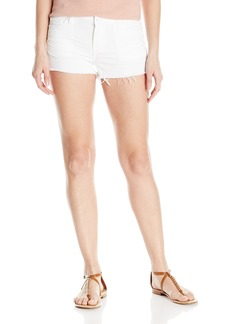 Hudson Jeans Women's Kenzie Cut Off 5-Pocket Denim Short