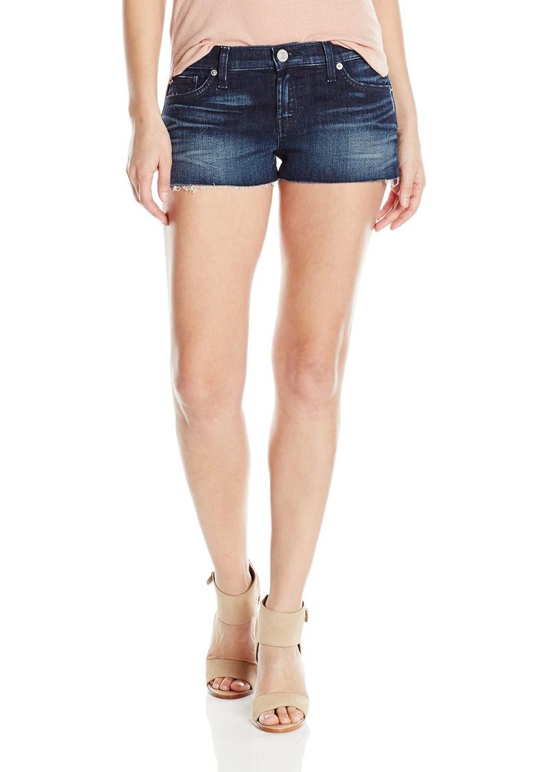 Hudson Jeans Women's Kenzie Cut Off 5-Pocket Short