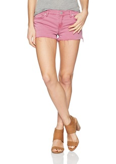 Hudson Jeans Women's Kenzie Cut Off 5-Pocket Short with Raw Hem