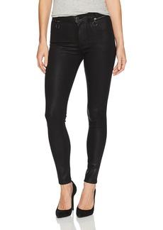 Hudson Jeans Women's Kooper High Rise Super Skinny Coated Jeans