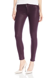 Hudson Jeans Women's Krista Ankle Super Skinny 5-Pocket Coated Jean