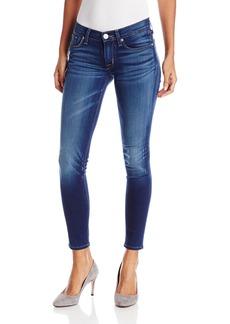 Hudson Jeans Women's Krista Ankle Super Skinny 5-Pocket Jean  32