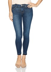 Hudson Jeans Women's Krista Crop Skinny with Released Hem Jean  on