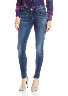 Hudson Jeans Women's Lilly Midrise Ankle Skinny Flap-Pocket Jean