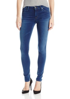 Hudson Jeans Women's Lilly Midrise Ankle Skinny Flap-Pocket Jean  28