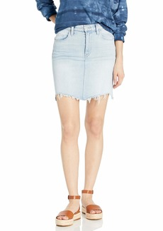 Hudson Jeans Women's LULU 5 Pocket Denim Skirt