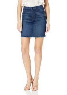 Hudson Jeans Women's LULU 5 Pocket Jean Skirt