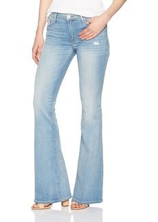 Hudson Jeans Women's Mia Midrise Flare 5 Pocket Jean