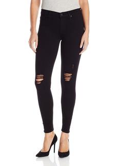 Hudson Jeans Women's Nico Mid-Rise Super Skinny 5-Pocket Jean ravage