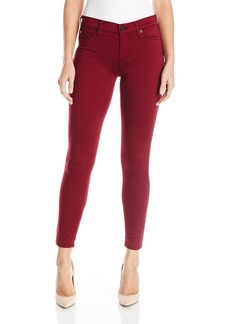 Hudson Jeans Women's Nico Mid-Rise Super Skinny 5-Pocket Stretch Sateen Jean  26