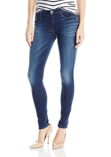 Hudson Jeans Women's Nico Mid-Rise Super Skinny Elysian 5-Pocket Jean