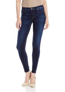 HUDSON Jeans Women's Nico Mid-Rise Super Skinny Elysian 5-Pocket Jean  24