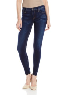HUDSON Jeans Women's Nico Mid-Rise Super Skinny Elysian 5-Pocket Jean  32