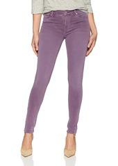 Hudson Jeans Women's NICO Midrise Ankle RAW Hem Super Skinny 5 Pocket Jean