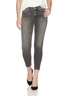Hudson Jeans Women's Nico Midrise Ankle Skinny with Released Hem 5-Pocket Jean