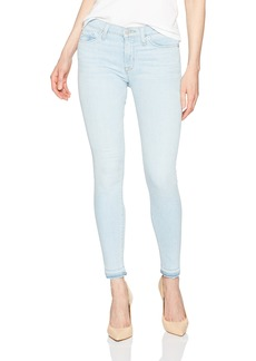 Hudson Jeans Women's Nico Midrise Ankle Skinny with Released Hem Jean