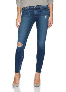 Hudson Jeans Women's Nico Midrise Ankle Super Skinny 5 Pocket Jean