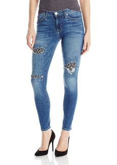 Hudson Jeans Women's Nico Midrise Ankle Super Skinny 5-Pocket Jean  27