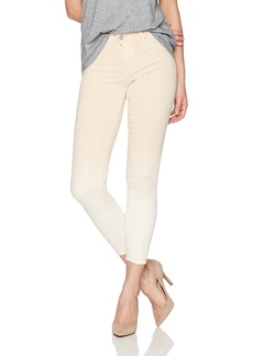 Hudson Jeans Women's Nico Midrise Ankle Super Skinny 5 Pocket Jean