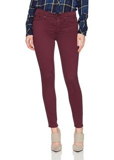 Hudson Jeans Women's Nico Midrise Ankle Super Skinny Corduroy