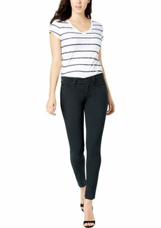 HUDSON Jeans Women's Nico Midrise Ankle Super Skinny Corduroy