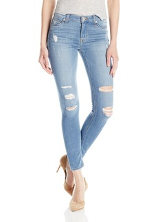Hudson Jeans Women's Nico Midrise Ankle Super Skinny COUNTERACT