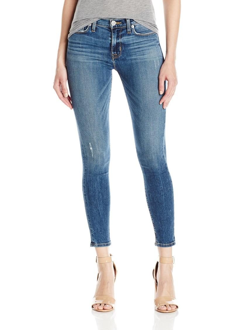 Hudson Jeans Women's Nico Midrise Ankle Super Skinny Jean