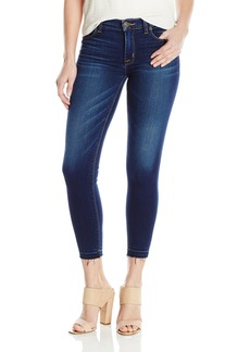 Hudson Jeans Women's Nico Midrise Crop Skinny With Released Hem 5-Pocket Jean