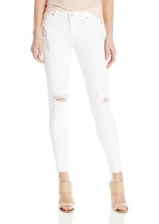Hudson Jeans Women's Nico Midrise Super Skinny 5-Pocket Jean