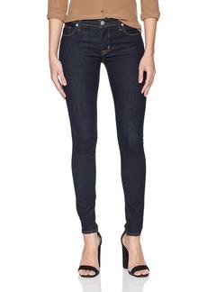 Hudson Jeans Women's Nico Midrise Super Skinny 5 Pocket Jean infuse