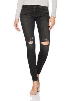 Hudson Jeans Women's Nico Midrise Super Skinny 5 Pocket Jeans