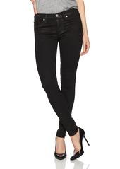 Hudson Jeans Women's Nico Midrise Super Skinny Coated Jeans