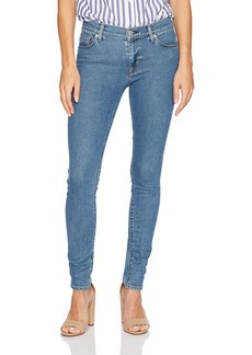 Hudson Jeans Women's Nico Midrise Super Skinny Light Stonewash Jeans