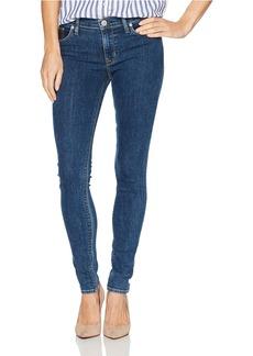 Hudson Jeans Women's Nico Midrise Super Skinny Stonewash Jeans