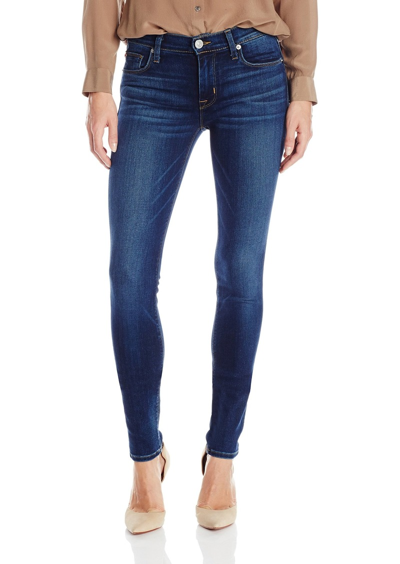 Hudson Jeans Women's Nico Midrise Supermodel Super Skinny Jean